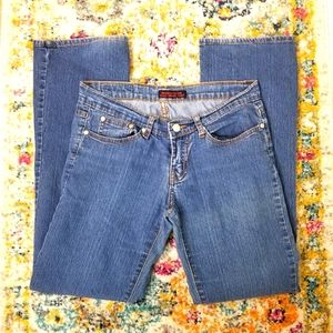 House if Freedom Med Wash Bootcut Jeans Size 5